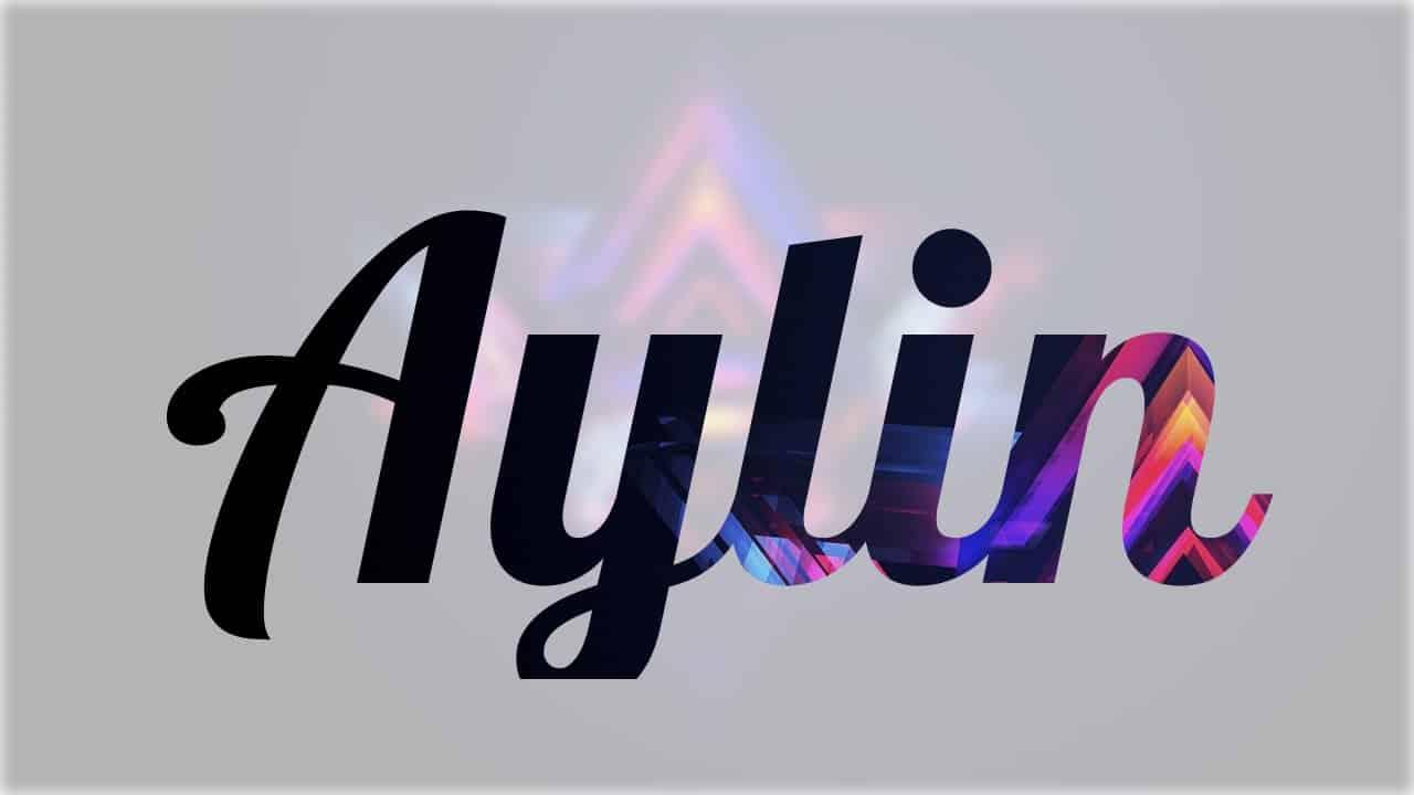 Como Puedo Escribir Mi Nombre En Arabe En Facebook qué significa aylin?
